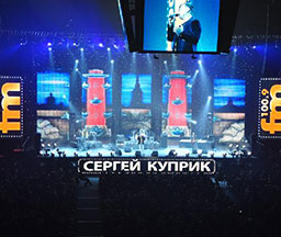 P6租赁显示屏用于俄罗斯