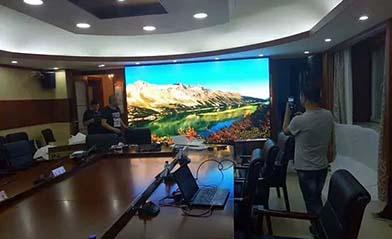 CLT科伦特LED移动大屏助力政府机关公共管理