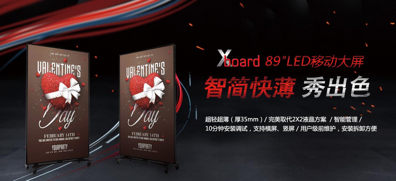 X-Board 89