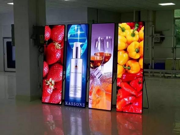 小间距LED商显标准产品及方案服务商