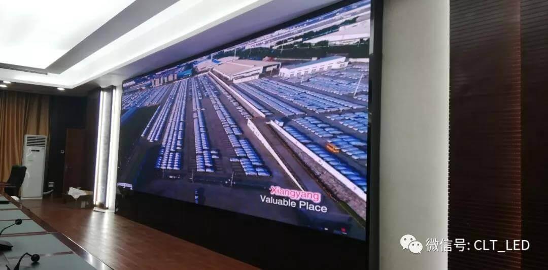 云聚产业,数赢未来,科伦特助力山东华为大数据中心智慧显示