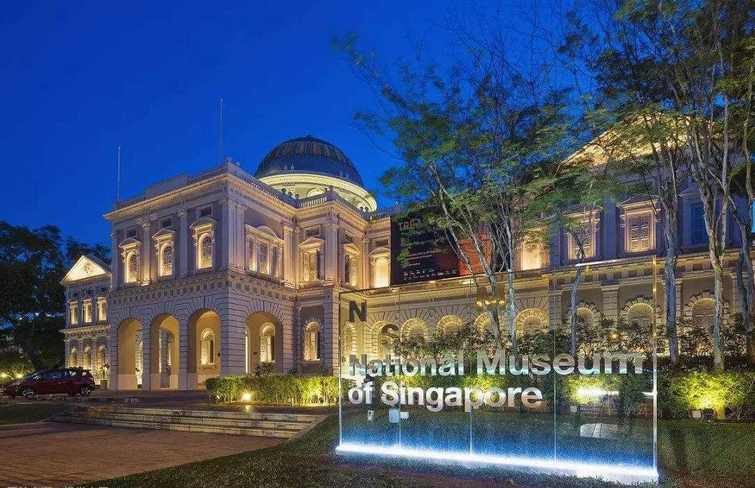 科伦特创意点亮新加坡国家博物馆